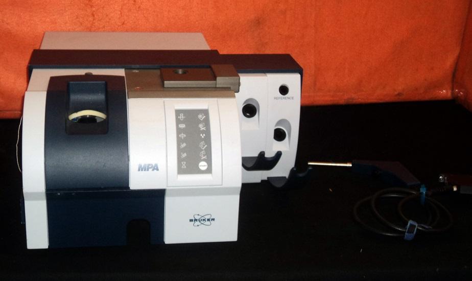 Image of BRUKER-FT-NIR-MPA by IET | International Equipment Trading Ltd