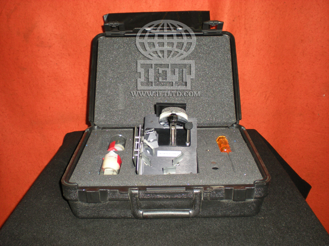 Image of FTIR-accessories by IET | International Equipment Trading Ltd