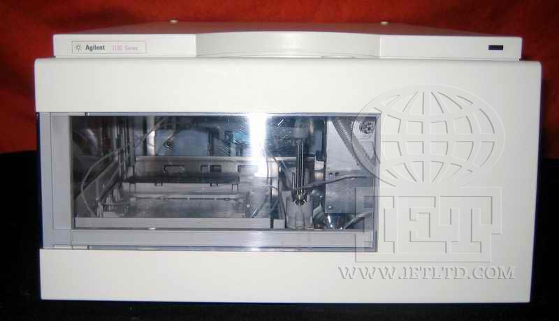 Agilent 1100 Series G1367A WPALS well-plate autosampler ...
