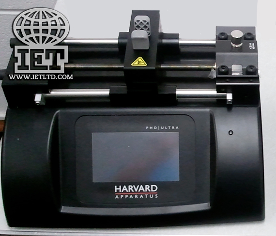 Image of HARVARD-PHD-SYRINGE-PUMP by IET | International Equipment Trading Ltd