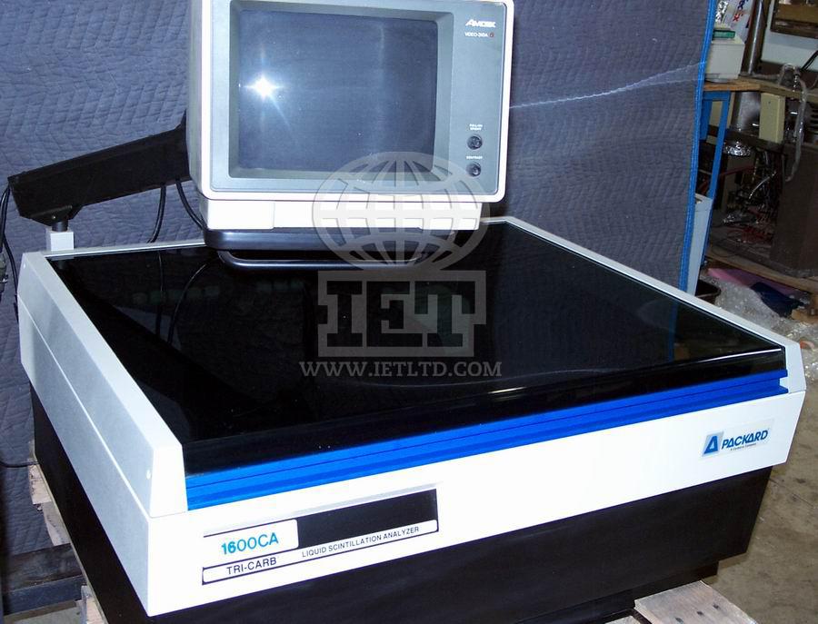 Image of Packard-1600CA by IET   International Equipment Trading Ltd