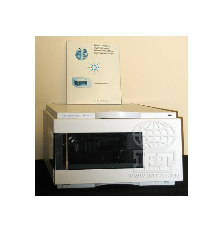 Agilent 1200 Series G1367C HiP-ALS SL autosampler - IET ...