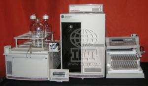 Gold HPLC system